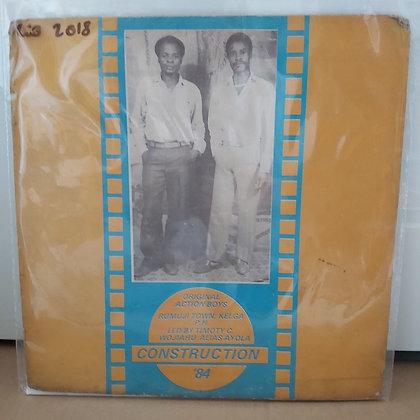Original Action Boys - Rumuji Town - Construction 84 [EMA]