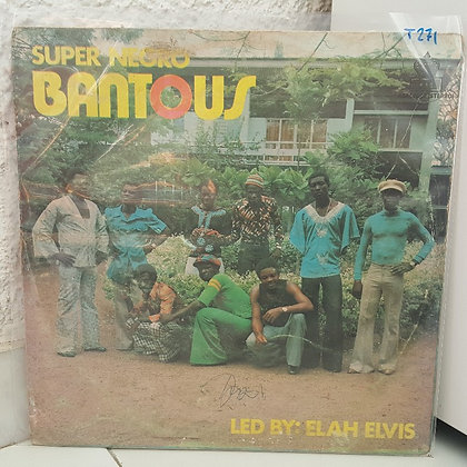 Super Negro Bantous [RAS – ASALPS 27]
