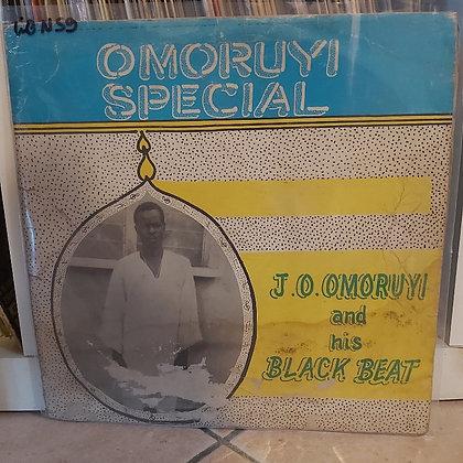 J. O. Omoruyi And His Blackmoruyi Special [Akpolla]