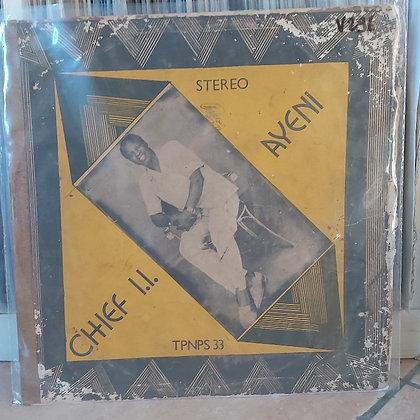 Chief I.I. Ayeni [Decca]