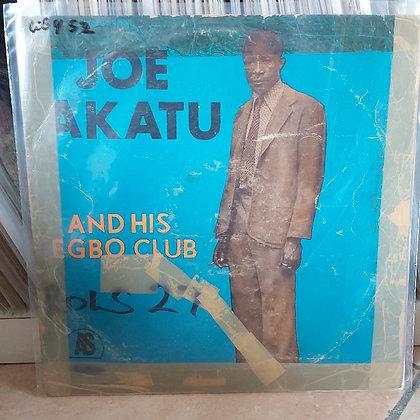 Joe Akatu & His Egbo Club [Arewa Sound]