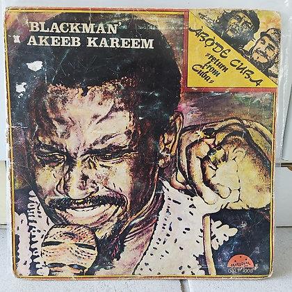 "'Blackman' Akeeb Kareem & His Super Black Borgs – Àbò̩de Cuba ""Return From Cuba"