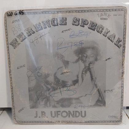 J.B. Ufondu - Merenge Special [Tank]