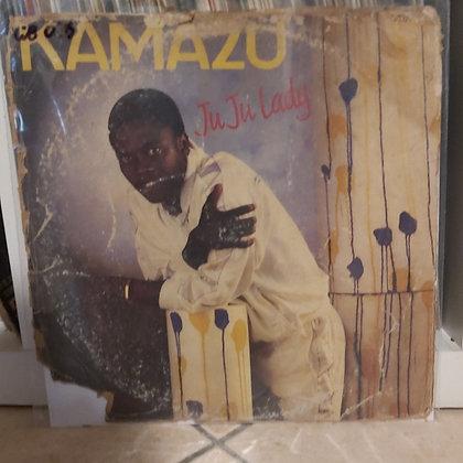 Kamazu – Ju Ju Lady [Mercury]