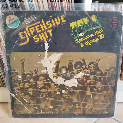 Fela Ransome Kuti & Africa 70 ‎– Expensive Shit [Soundworkshop Records ‎– SWS (]