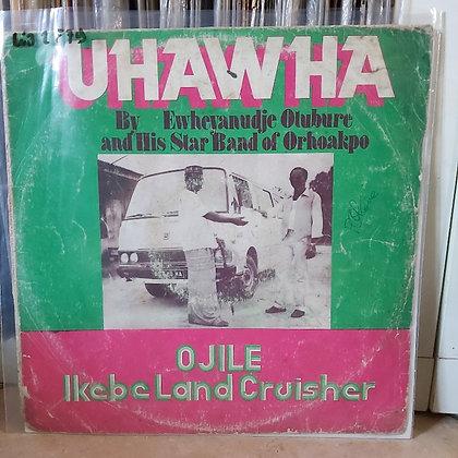 Ojile Ikebe Land Cruisher - Uhawha [DES]