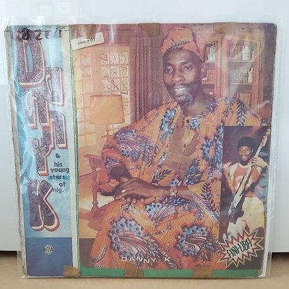 Danny K And His Young Stars Of Nigeria – Ani Uba [ DMO Records – DMOLP 011]
