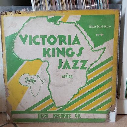 Victoria King's Jazz – Ikwo-Kiri-Kwo [Jicco]