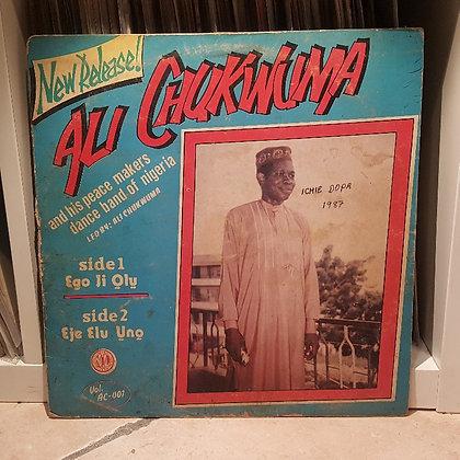 Ali Chukwuma And His Peace Makers Dance Band Of Nigeria [Niger Cedar]