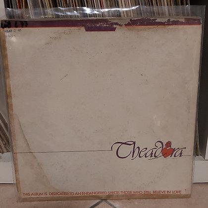 Theadora Ifudu – First Time Out [Theagart Records – TAR (LP) 001]