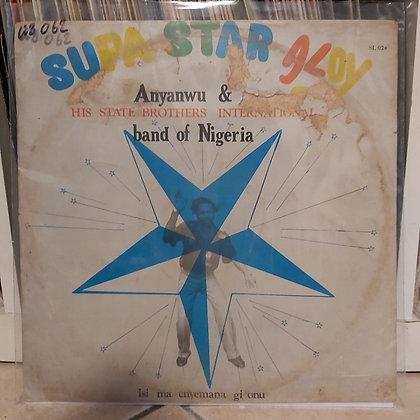 Aloy Anyanwu And His State Brothers International Band Of Nigeria – Isi Ma Enye