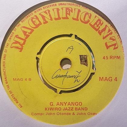 Kiwiro Jazz Band - Asoya Ketho Piny [Magnificent]