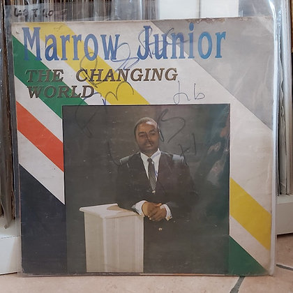 Marrow Junior - The Changing World [Coconut]