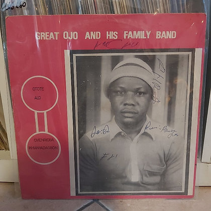 Great Ojo And His Family Band [Akpolla]