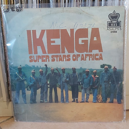 Ikenga Super Stars Of Africa [RAS ASALPS 5]