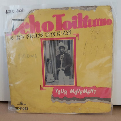Echo Toikumo And The Fisher Brothers – Your Movement [Supremedisk]