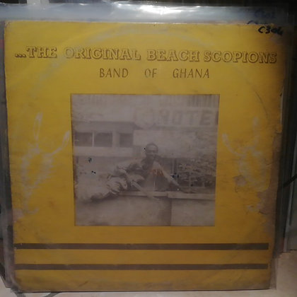The Original Beach Scorpions Band Of Ghana [Awosco & Sons Records – ASR100]