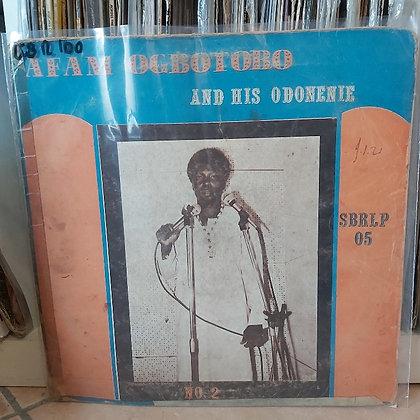 Proph. Afam Ogbuotobo - No. 2 [Sabador Records]