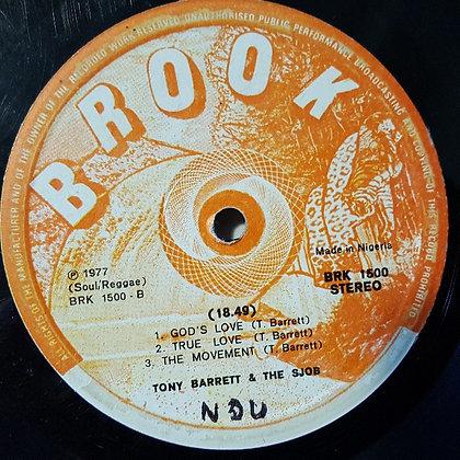 Tony Barrett & The Sjobs [Brook]