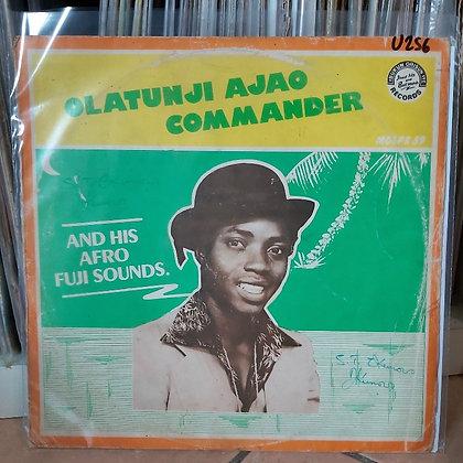 Olatunji Ajao Commander & His Afro Fuji Sounds