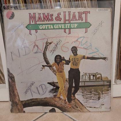 Mams & Hart – Gotta Give It Up [EMI]