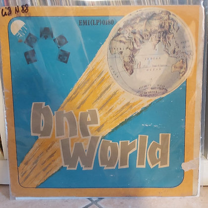 One World ‎– The Movement - Peace