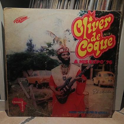 Oliver De Coque & His Expo '76  – I Salute Africa [Olumo]
