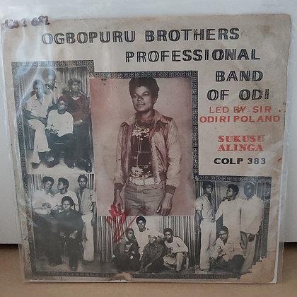 Ogbopuru Brothers Professional Band Of Odi – Sukusu Alinga [Coconut]