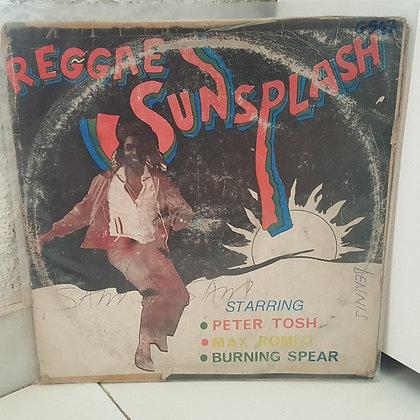 Verious - Reggae Sunsplash [Globe]