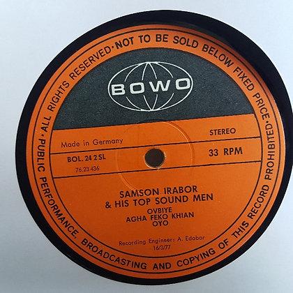 Samson Irabor & His Top Sound Men [Bowo]
