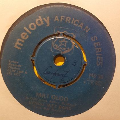 Kendu Jazz Band - Onyango Owen [Melody 1973]