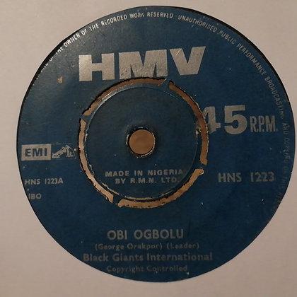 Black Giants International - Obi Ogbolu [HMV]