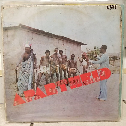 Dr. Orlando Owoh And His Afrikan Kenneries Beats International ‎– Apartheid Vol2