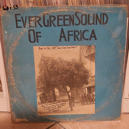 Evergreen Sound Of Africa [Imperial]