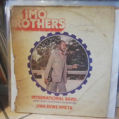 Imo Brothers International Band ‎– Uwa Ekwe Nmeta [Afrodisia]