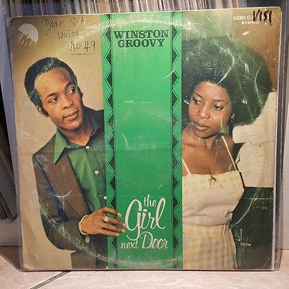 Winston Groovy – The Girl Next Door [EMI]