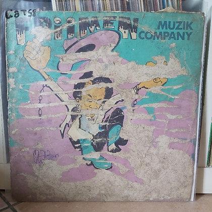 Friimen Muzik Company – Free Man [Anodisc]