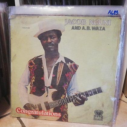 Jacob Nguni And A.B. Waza – Congratulations [RAS]
