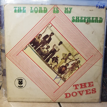 The Doves ‎– The Lord Is My Shepherd [Clover]