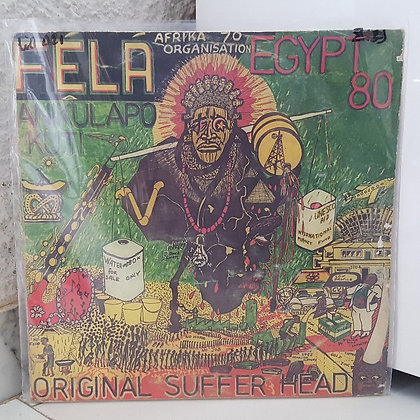 Fela - Original Suffer Head [Lagos International Records – LIR 2]