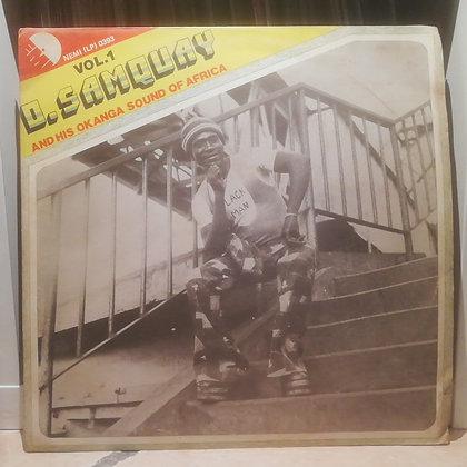 O. Samquay & His Okanga Sound Of Africa - Vol.1 [Emi NEMI0393] RARE!