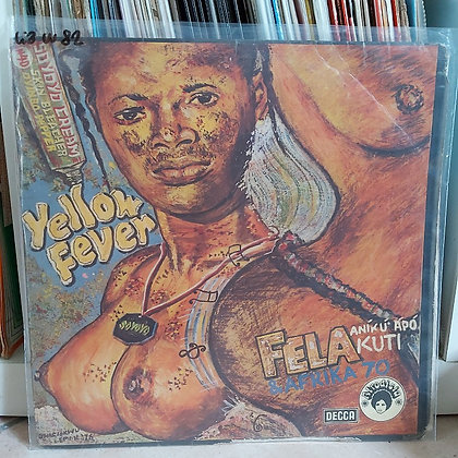 Fela Anikulapo Kuti & Afrika 70 – Yellow Fever [Afrodisia]