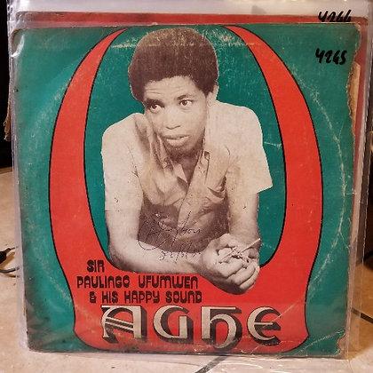 Sir Paulingo Ufumwen & His Happy Sound – Aghe [Vaso]
