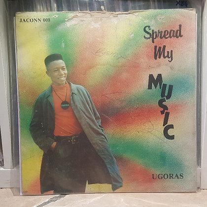 Ugoras - Spread My Music [Jaconn] 1992