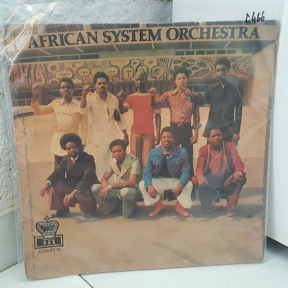 African System Orchestra [RAS ASALPS 16]