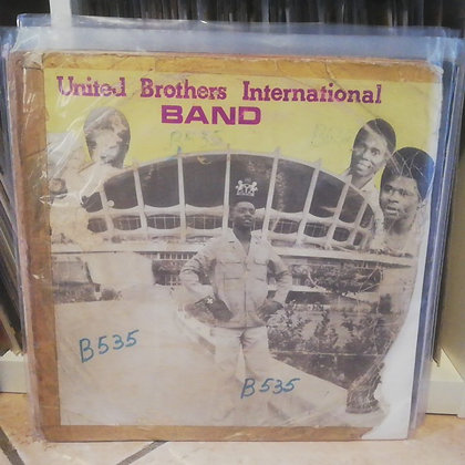 United Brothers International Band [Victory Sounds – VRS (LP) 007]