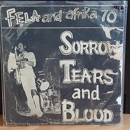 Fela Kuti & Africa 70 - Sorrow Tears And Blood [Kalakuta]