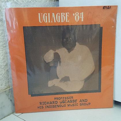 Richard Ugiagbe & His Indigenous Music Group - Ugiagbe 84 [Supremed