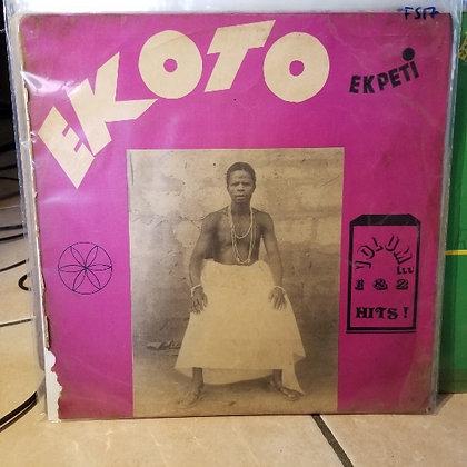 Ekoto Ekpeti -Volume 1 & 2 Hits! [Akpola]