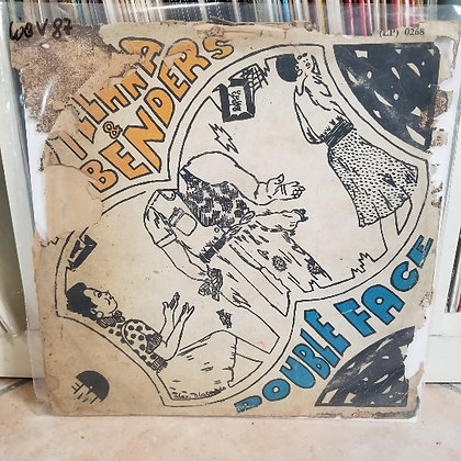 Tunji Oyelana & The Benders – Double Face [EMI]